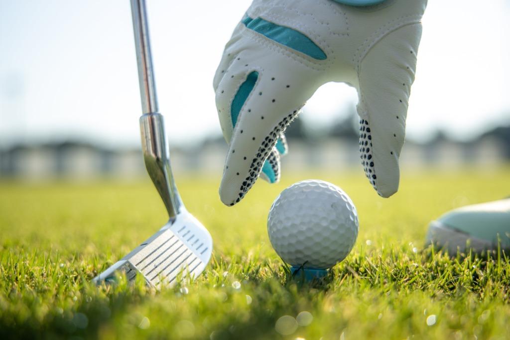 アークタイプのゴルファーはL字パターが使いやすい